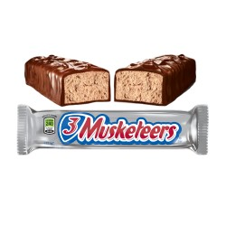 3 Musketeers Bar 54,4g