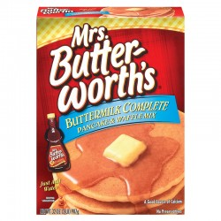 Mrs Butterworth Buttermilk Complete Pancake Mix (907g)