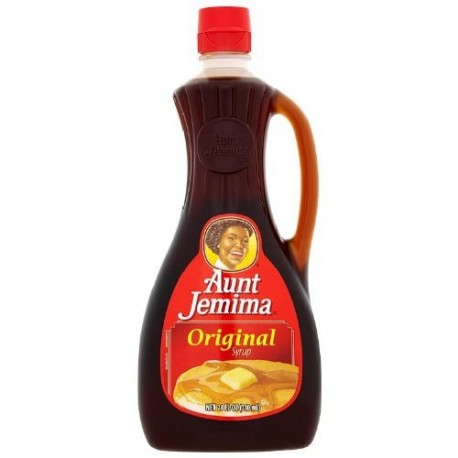 AUNT JEMIMA REGULAR SYRUP 710ml