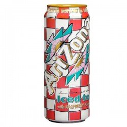 Arizona Raspberry Iced Tea - Lampone 680ml