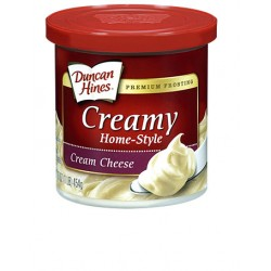 Duncan Hines - Cream Cheese Frosting