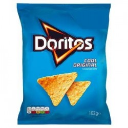 Doritos Cool Original 80g 5000328990071