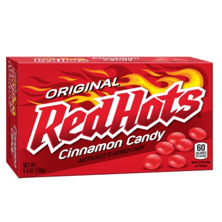 Red Hots Original Cinnamon Candy