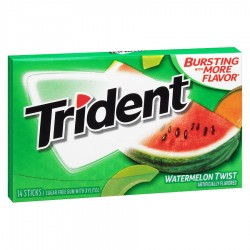TRIDENT watermelon Anguria 31g