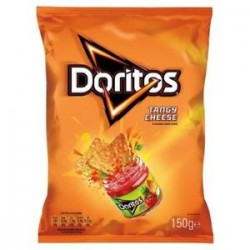 Doritos Tangy Cheese 150g 5000328681443