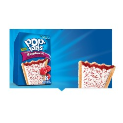 Pop Tarts Frosted Raspberry - Lampone (singolo)