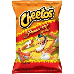 Cheetos Crunchy Flamin'hot 226g