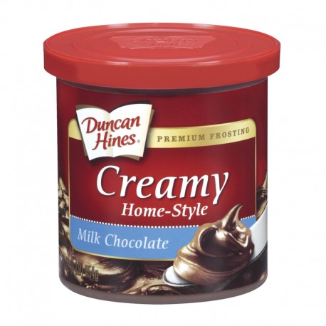 Duncan Hines Milk Chocolate Frosting (454g)