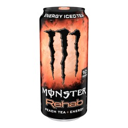 Monster Rehab Peach