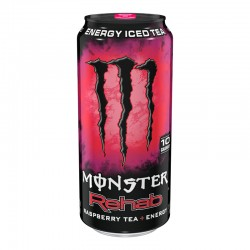 Monster Rehab Raspberry 070847006145