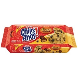Chips Ahoy! Chewy with Reese's 269gr