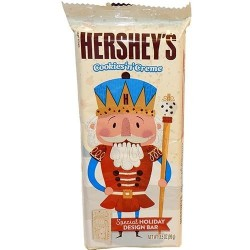 Hershey Xmas Cookies N Cream Nutcracker (99g)
