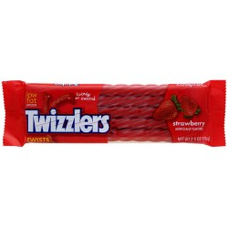 Twizzlers Twist Strawberry 70g