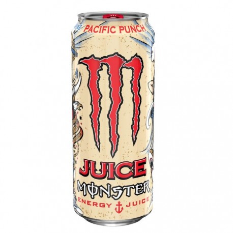 Monster Pacific Punch 453ml