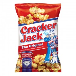 Cracker Jack Caramel Coated Popcorn & Peanuts 88gr
