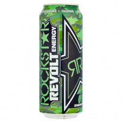 Rockstar Revolt Citrus 500ml