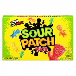 Sour Patch Kids Original Box 99g