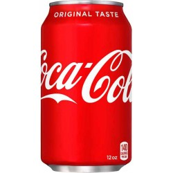 Coca Cola Original Taste USA version 355ml
