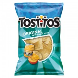 Tostitos Original Tortilla Chips (283g)