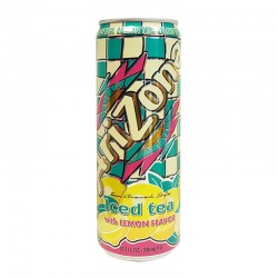Arizona lemon iced tea 690ml