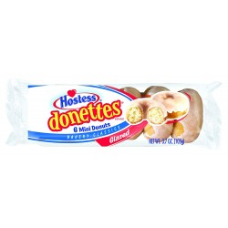 Hostess Glazed Donettes 85g