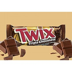 Twix Triple Chocolate (40g)