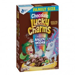 Lucky Charms Chocolate Unicorn 326g
