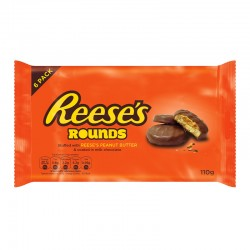 Reese's Peanut Butter Rounds 110g