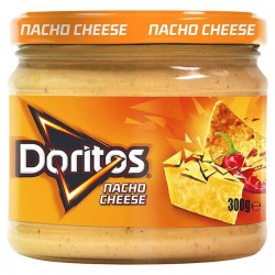 Doritos Nacho Cheese 300gr 5000328181844