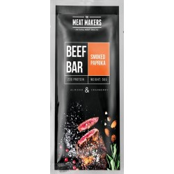 The Meat Makers Beef Bar Smoked Paprika 50g