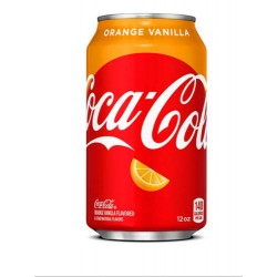 Coca cola Orange Vanilla 330ml