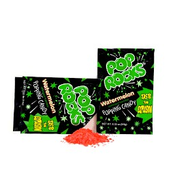 Pop Rocks Watermelon Anguria 10g