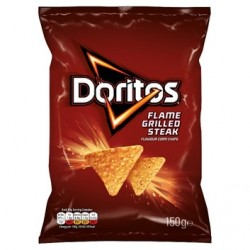 Doritos Flame Grilled Steak 150g
