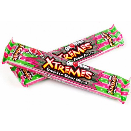 Airheads Xtremes Sweet Sour Candy Watermelon