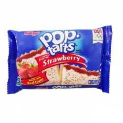 Kellogg's Pop Tarts Frosted Strawberry 100g