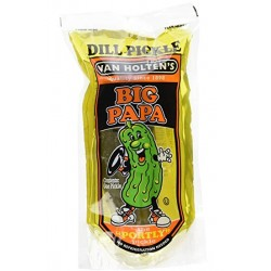 Van Holtens King Size Pickle - Big Papa Dill 50g