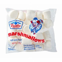 Fairco marshmallows standard 150g