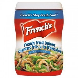 FRENCH'S FRENCH FRIED ONIONS - CIPOLLE FRITTE 79g