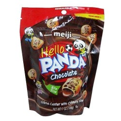 Hello Panda Chocolate 198g