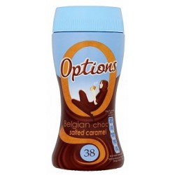 Options Salted Caramel Jar 220g
