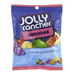 Jolly Rancher Gummies Peg 198g