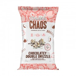 Sweet Chaos Chocolatey Double Drizzle Kettle Corn BIG BAG 156g