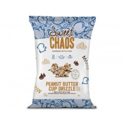 Sweet Chaos Peanut Butter Cup Drizzle Kettle Corn 155g