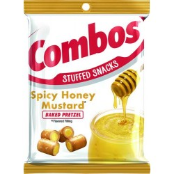 Combos Spicy Honey Mustard Baked Pretzel 178.6g