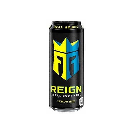 Reign Lemon 500ml Energy Drink Zero zuccheri