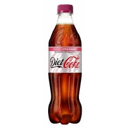 Coke Diet Strawberry 500ml