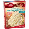 Betty Crocker Delights Super Moist Rainbow Party Chip Cake Mix 432g
