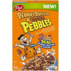 Post Peanut Butter & Cocoa Pebbles 311g