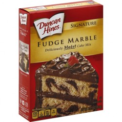 Duncan Hines Signature Perfectly Moist Fudge 432g
