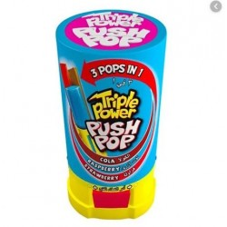 Push Pop Triple Power 34g